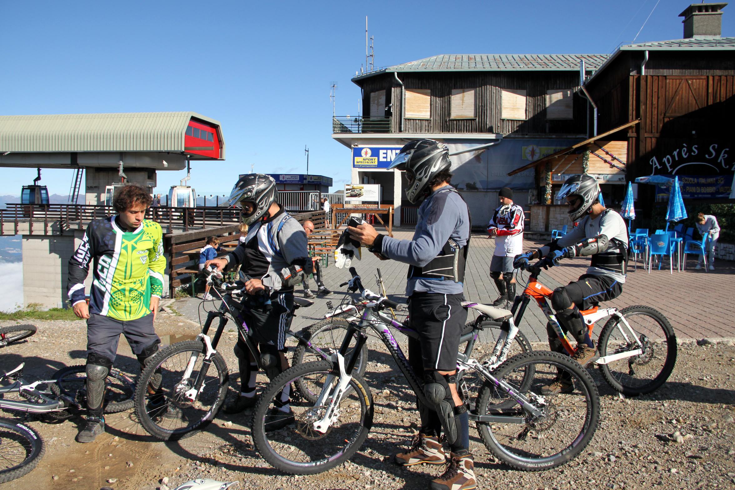 Down Hill BikePark Gravity 0