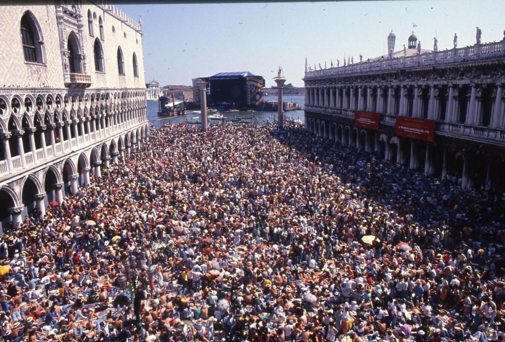 Pink Floyd Venezia  1989