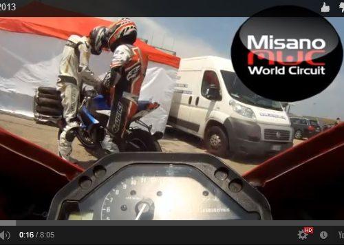 Misano prove libere 2013