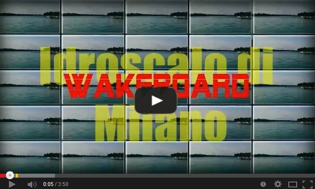 wakeboard idroscalo milano