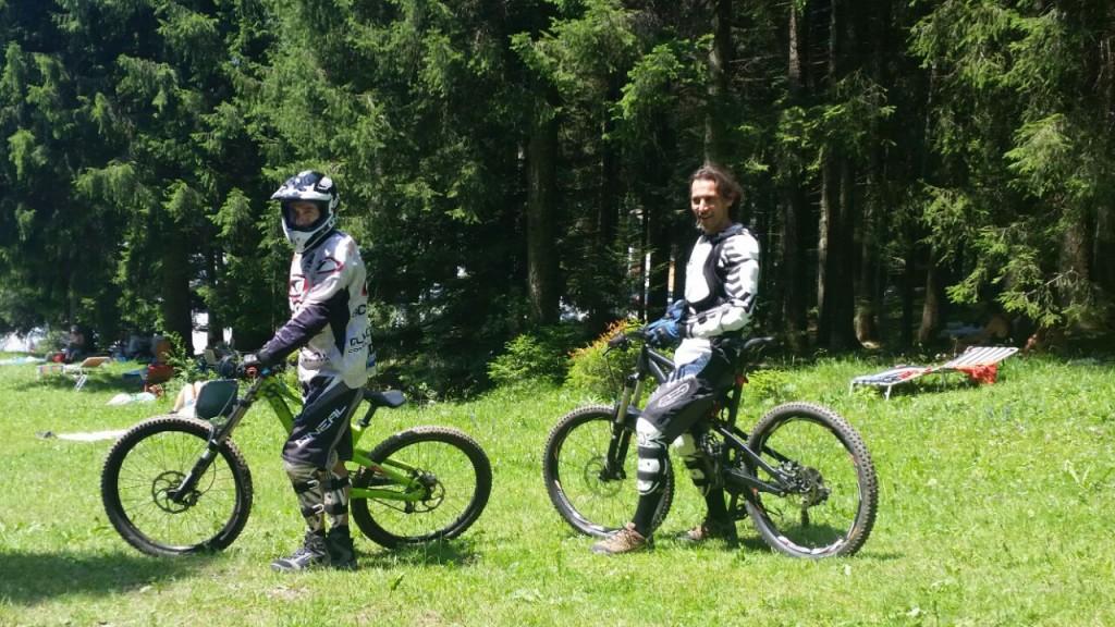 gromo mountain bike