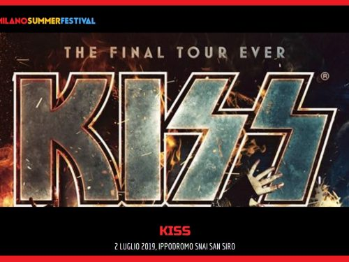 KISS – End of the Road –