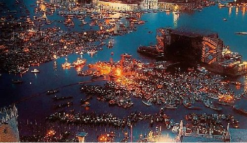 Pink Floyd 30 anni fa il concerto a Venezia