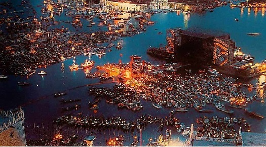 Pink Floyd Venice1989