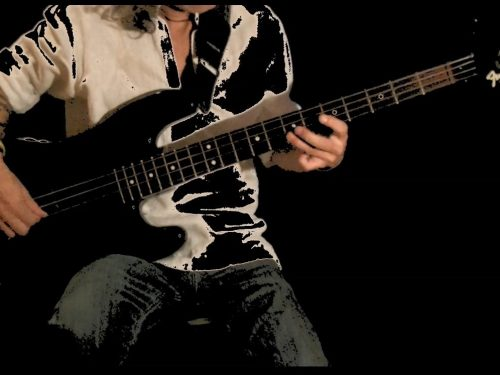 Cover Bass: Eagles -Hotel California-