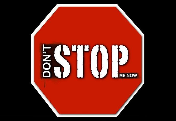 Queen -don't stop me now-