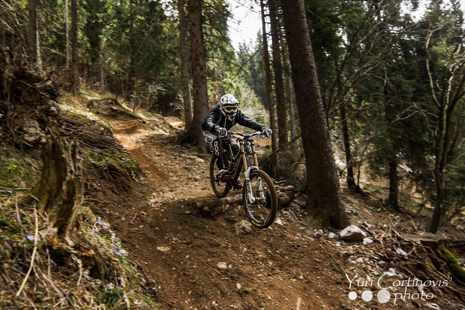 Downhill Madesimo 2016
